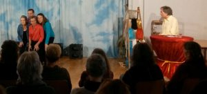 Auftritt Playback Theater Bremen