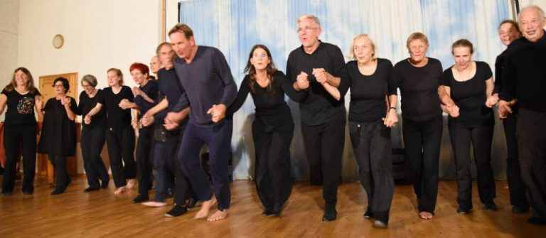 Auftritt mit Gruppen aus Köln, Berlin, Bremen